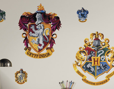 Zulily Harry Potter wall decal
