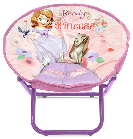 Zulily Sofia the First chair