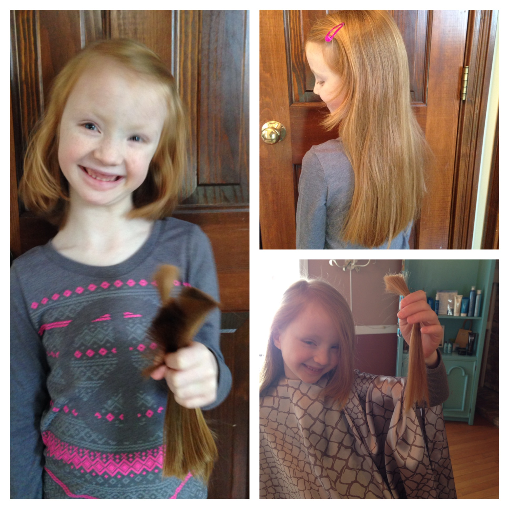 Pantene Beautiful Lengths hair donation