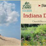 The best family travel spot in the Midwest for beaches, hiking and family fun is Indiana Dunes.