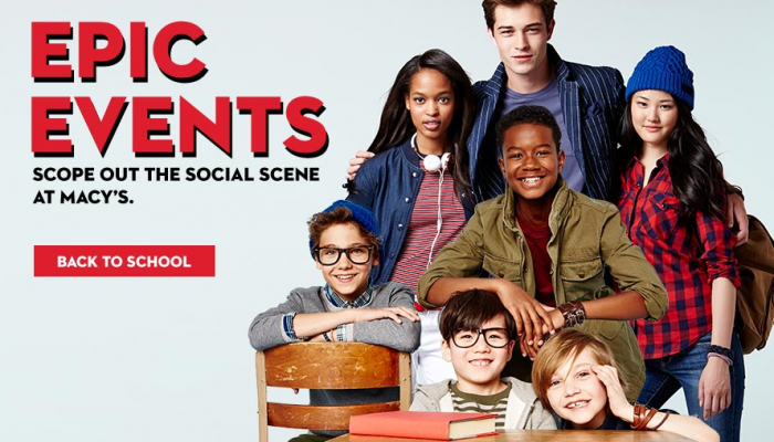 Macy's Back-to-School Shopping Party | Indianapolis and More Cities