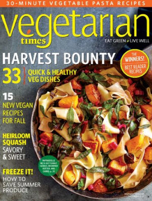 Vegetarian Times magazine free subscription