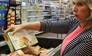 Learn important nutrition information in this grocery tour by a registered dietitian.