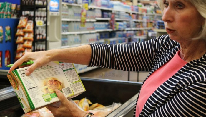 Grocery Tour Tidbits | Nutrition & Dairy