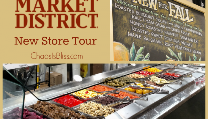 Market District Store Tour