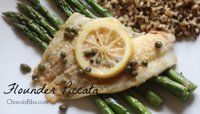 Fish Piccata Recipe