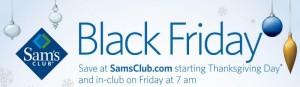 Sam's Club Black Friday Deals 2015