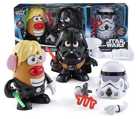 Star Wars Mr Potato Head