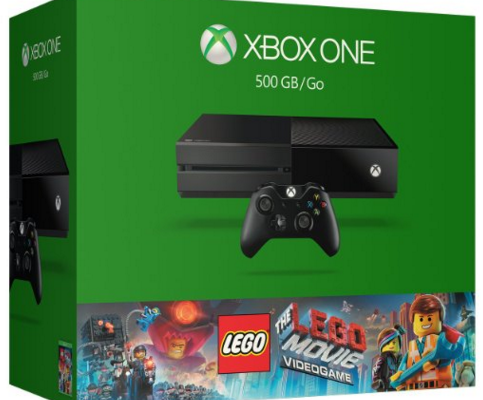 FREE XBox One Game with purchase of XBox One Bundle *Ends 11/21*
