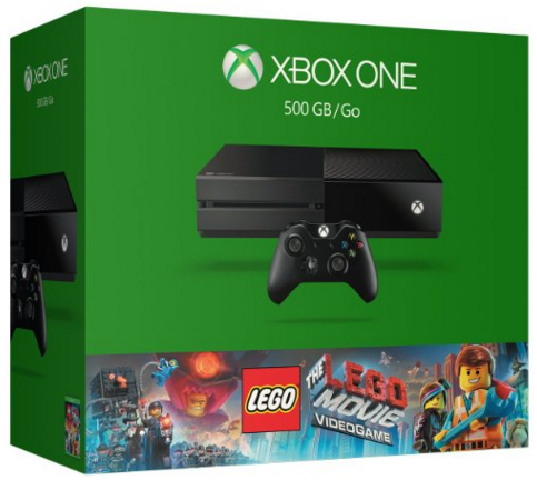 XBox One Lego Bundle