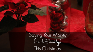 If you're having buyer's remorse about overspending, you can scale back in other areas. Here are tips to save money and sanity this Christmas.