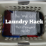 "Timesaver Tip | The One ""Well, duh!"" Laundry Hack That Changed My Life"