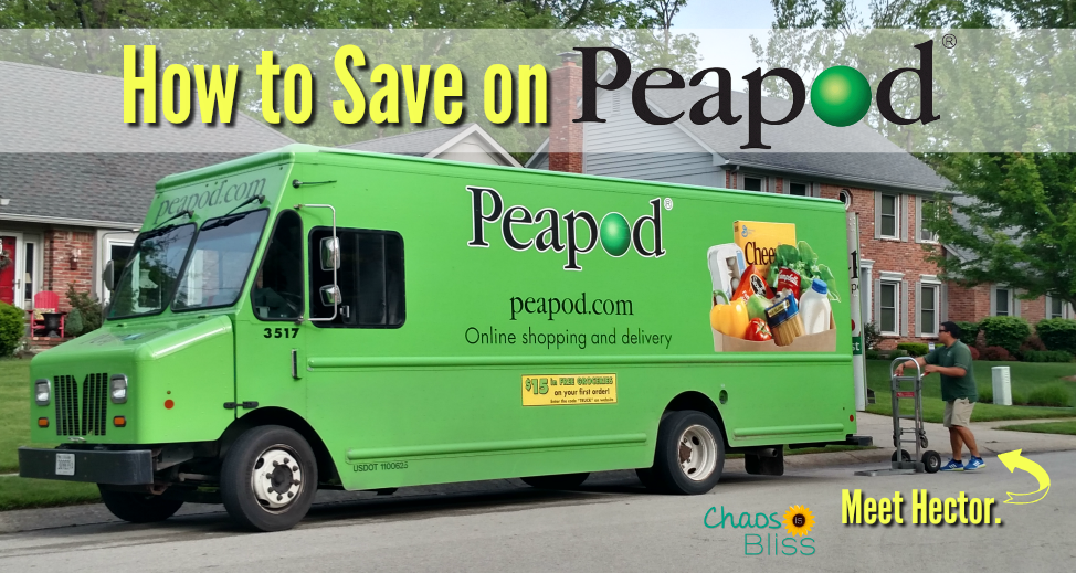 How to save on Peapod Delivery
