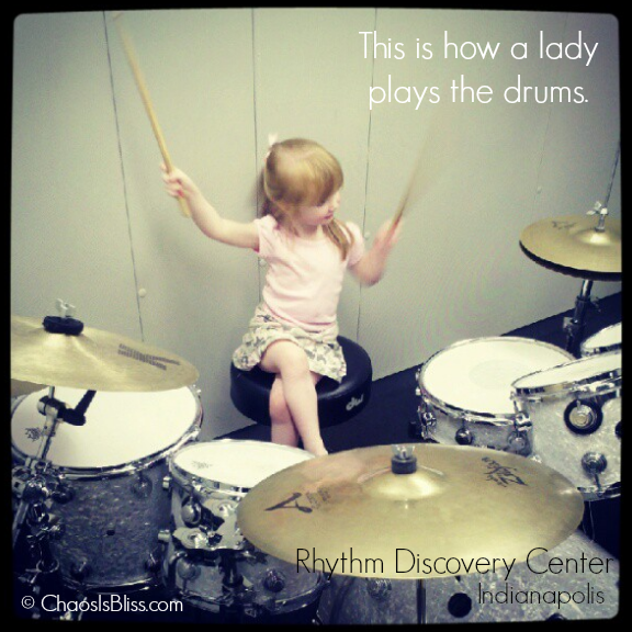 Frugal Fun in Indianapolis: Rhythm Discovery Center