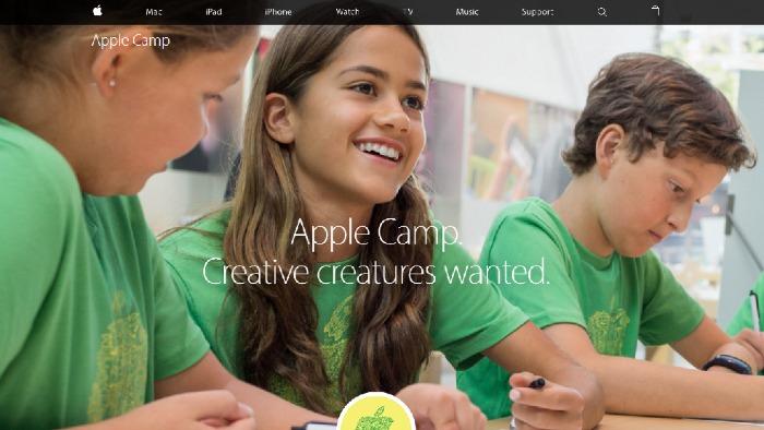 Apple Kids Camp