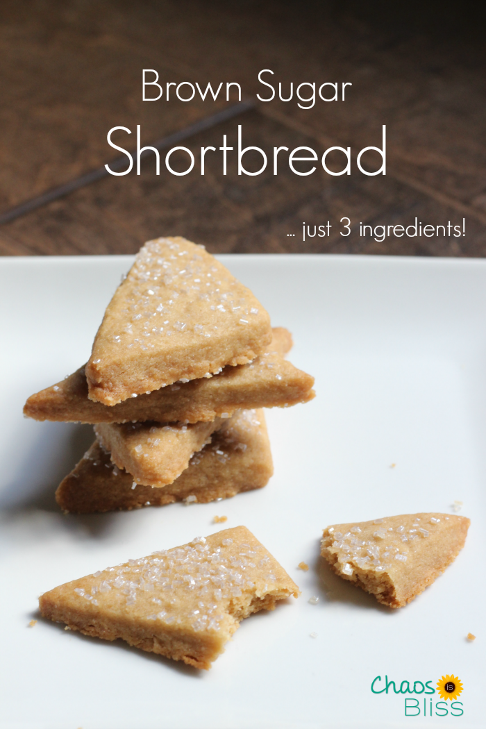 Brown Sugar Shortbread Recipe — Dishmaps