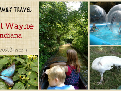 A Midwest family vacation needs a trip to Fort Wayne, Indiana! There are so many fun things for families to see and do in Fort Wayne. Here are just a few!