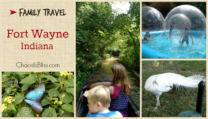 Family Travel | Fort Wayne, Indiana