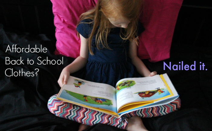 Looking for affordable back to school kids' clothes? You've got to see this FabKids review.