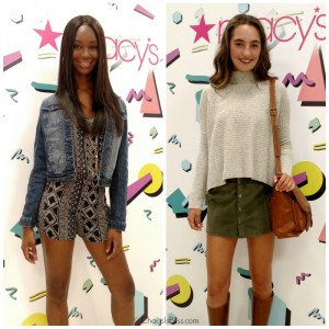Macy's Back to School Shopping Party