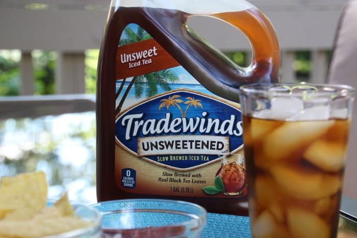 Tradewinds Slow Brewed Unsweetened Tea