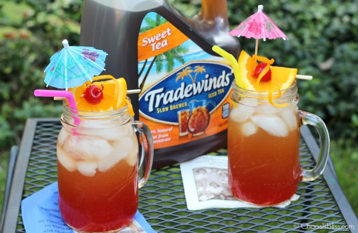 how to make sweet iced tea without sugar