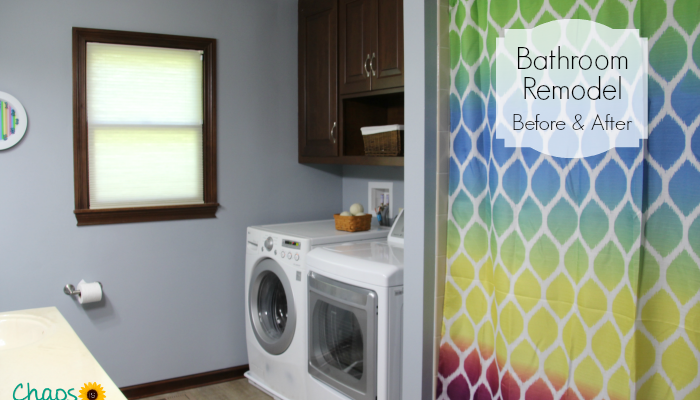 Bathroom Remodel Before and After | Kids' Bathroom Makeover!