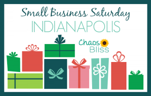 Small Business Saturday offers around the Indianapolis area.