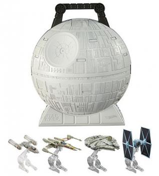 Hot Wheels Star Wars Death Star Playset
