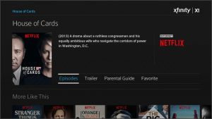 The Winter I Binge Watched House of Cards | Netflix on XFINITY