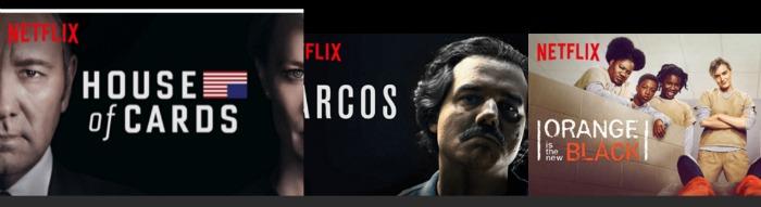 Netflix on Xfinity