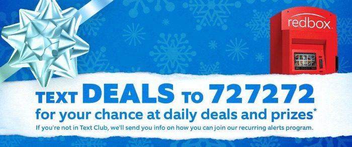 Redbox Days of Deals