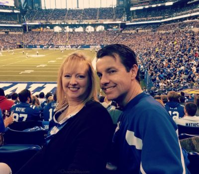 Colts game