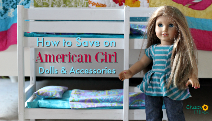 How to Save on American Girl Dolls & Accessories