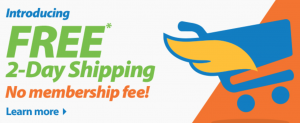 NEW: Walmart FREE 2-Day Shipping – What Does Amazon Do?