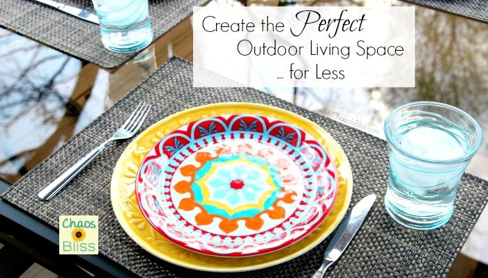 7 Budget Tips for the Perfect Outdoor Living Space for Less