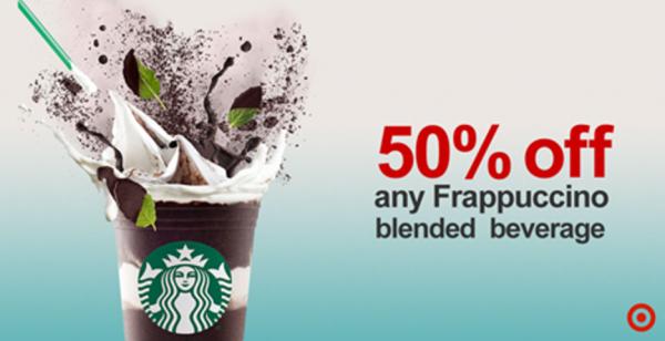 Starbucks Target Frappuccino