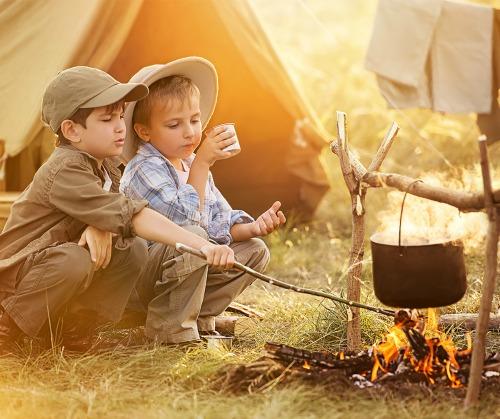 Little Passports camp explorer