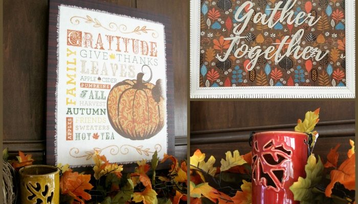 Fall Mantel Decor | 9 Ways to Style a Mantel for Fall