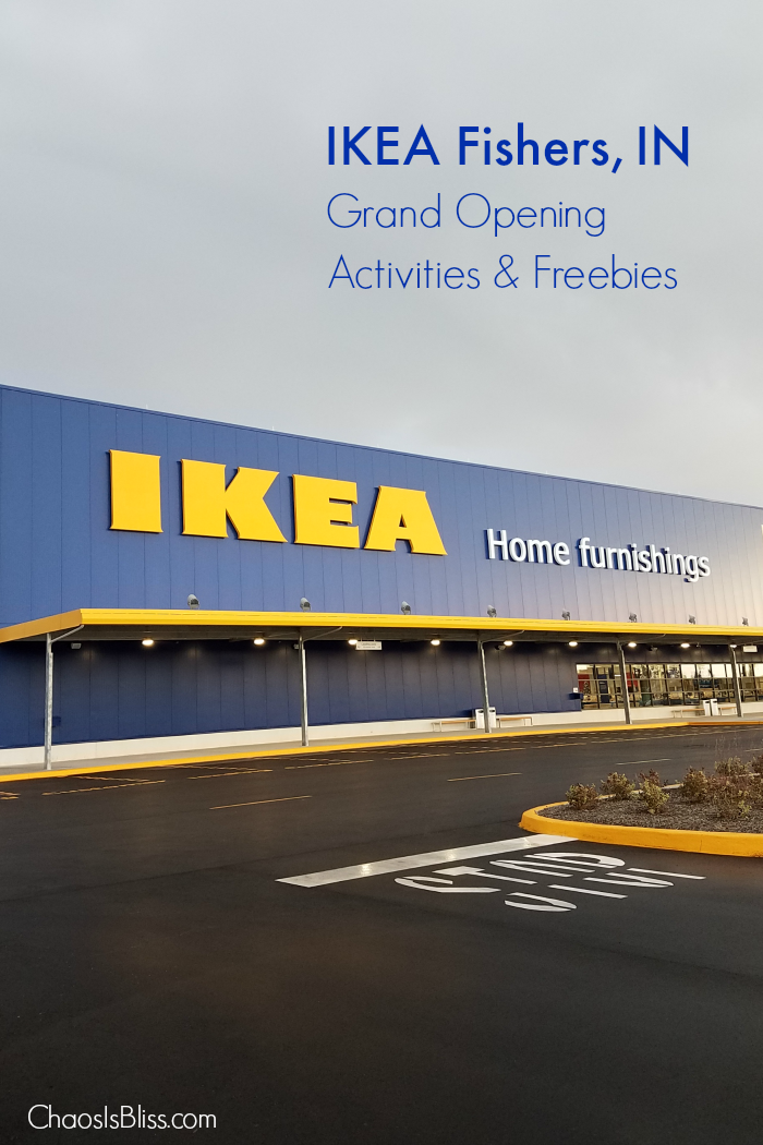 ikea grand opening fishers indiana. Black Bedroom Furniture Sets. Home Design Ideas