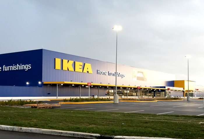 Take a peek at the IKEA grand opening of the new IKEA Fishers (Indiana) and find out about all the grand opening activities & freebies!