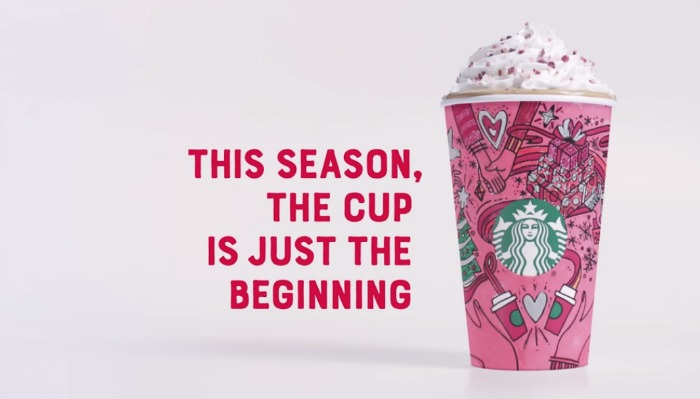 Starbucks BOGO Holiday