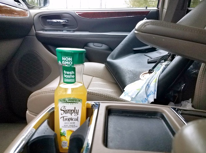 Simply Juice on the go