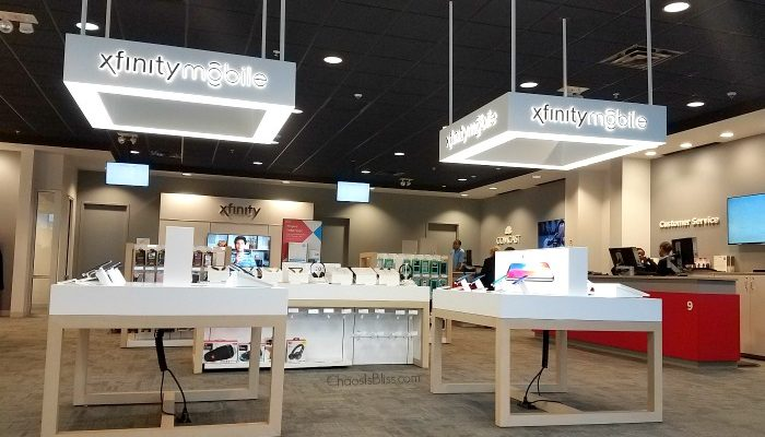 What's in Store at the XFINITY Store