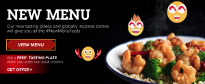 Red Lobster tasting plate coupon