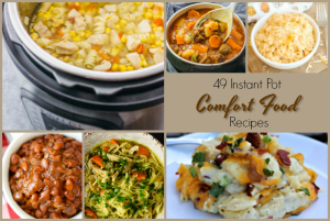 49 Instant Pot Comfort Food Recipes