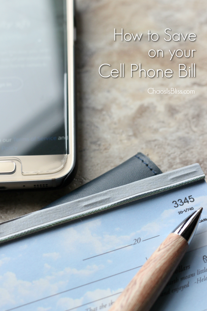 It seems like every year our cell phone bill starts creeping up and up, but I've found some unique ways to save on your cell phone bill.
