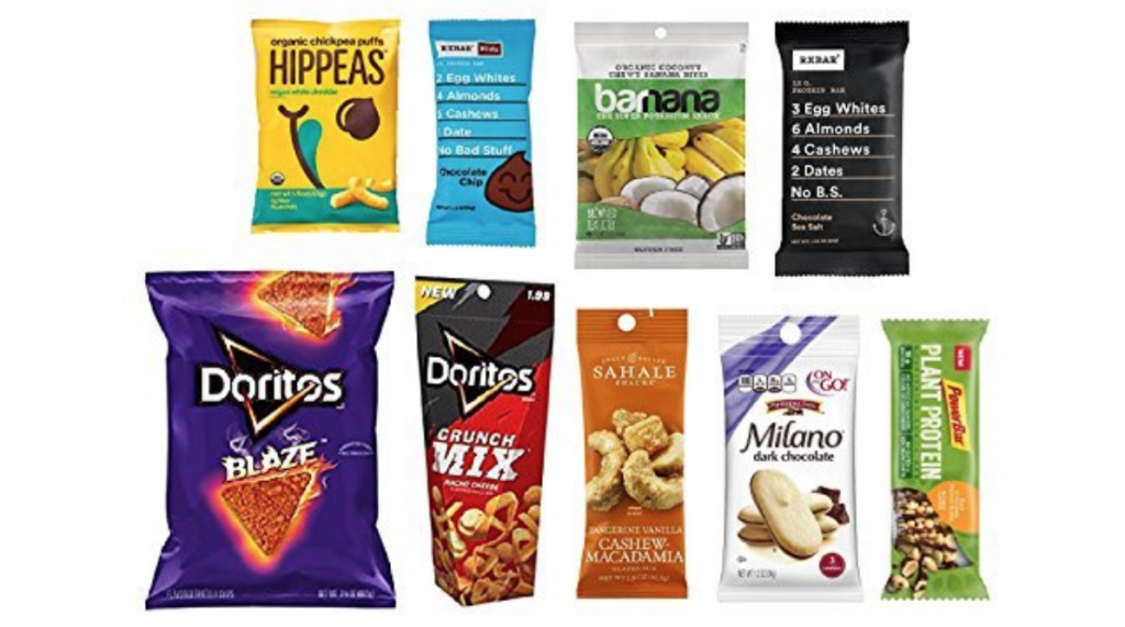 Today's Tips on B105.7: Free Amazon Sample Snack Box, Free Comic Book Day & More