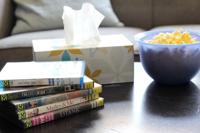 Sometimes you just need a good cry. So grab a box of tissues, make up a big batch of homemade popcorn, and pick one of these top movies for a good cry.