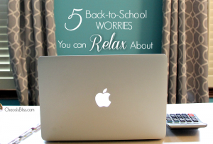 5 Back-to-School Worries to Relax About with Xfinity